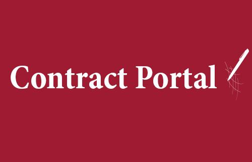 Procurement Contract Portal Logo