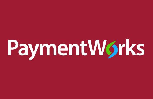 PaymentWorks, UA Vendor Registration System Logo