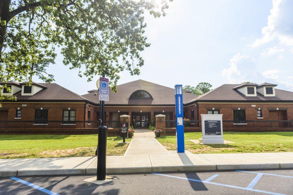 Procurement Services Building